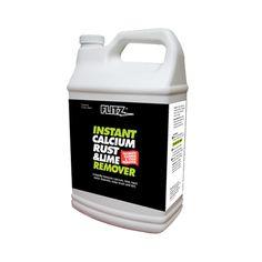 Flitz Instant Calcium, Rust & Lime Remover - 1 Gallon - https://www.boatpartsforless.com/shop/flitz-instant-calcium-rust-lime-remover-1-gallon/