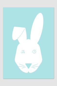 Mr Rabbit flat