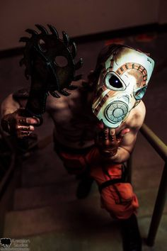 Psycho by Kaos Cosplays