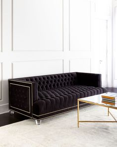 Haute House Grace Tufted Sofa
