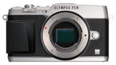 Olympus E-P5 16.1 MP Compact System Camera with 3-Inch LCD- Body Only (Silver with Black Trim) Olympus http://www.amazon.com/dp/B00CI3R71C/ref=cm_sw_r_pi_dp_3QV6ub17PF633