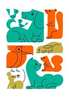 Little Animal Arrangements