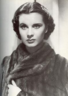 #Vivien Leigh, gorgeous and a forever face for those of us who love great movies..