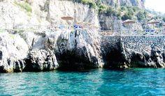 La Conca del Sogno, Campania - 24 hidden beaches in Italy -