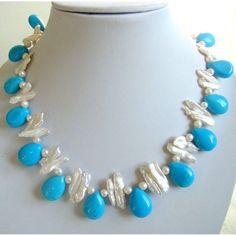 collares de perlas Y PIEDRAS - Buscar con Google