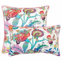 Floral Print Pillow | ZARA HOME United States of America