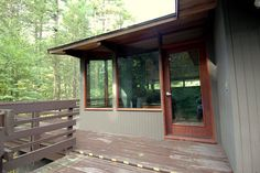 Screen Porch Renovation