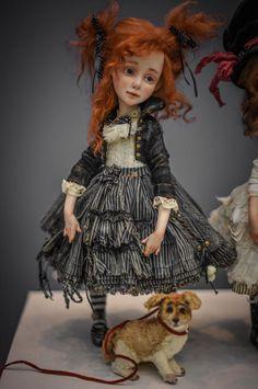 Доброго дня! Хочу поделиться с Вами своим фотоотчетом с выставки 'Искусство куклы' которая прошла в эти выходные в Москве! Приятного просмотра!
