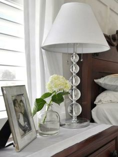 Inspiration for master bedroom lamps