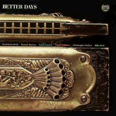 Paul Butterfield Better Days – Knick Knack Records