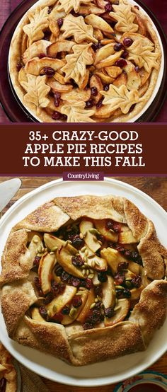 Make your best-ever homemade apple pie with one of our classic-with-a-twist recipes.
