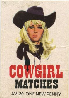 Cowgirl matches