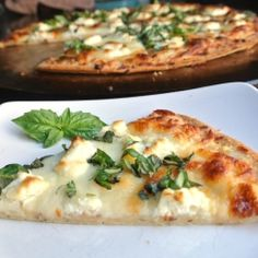 White Pizza - A copycat recipe for serendipity 3's White Pizza. Without tomatoes so ok for FM diet