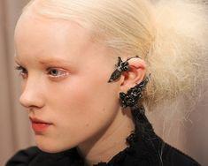 Ear Cuff accessories   #ear #cuff #earcuff #bijoux #jewels #accessories  www.ireneccloset.com