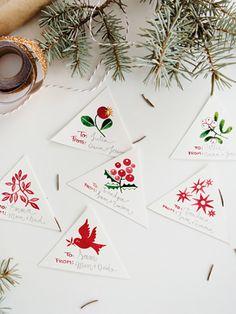 24 Last Minute Holiday Printables