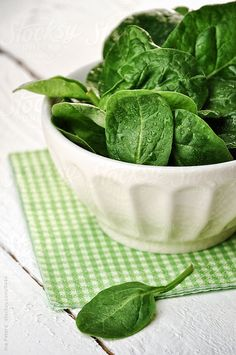 Spinach by Ina Peters | Stocksy United