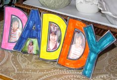Share and Remember: Father's Day Crafts