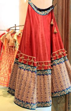 long indian cotton skirt <3