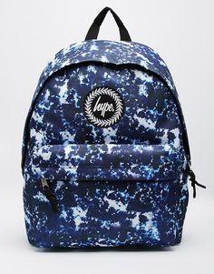 Hype Acid Dye Backpack
