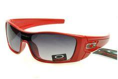 Oakley Batwolf Mask Red AOE