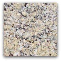 Santa Cecilia granite tile for outdoor kitchen countertop