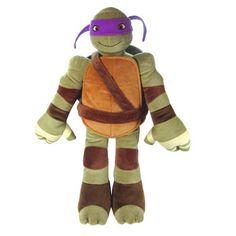 Nickelodeon Teenage Mutant Ninja Turtles Pillowtime Pal Pillow, Donatello - Live Ur Story | Live Ur Story