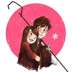 Human Jack and Emma