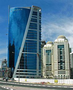 Qatar,Doha: Movenpick Hotel