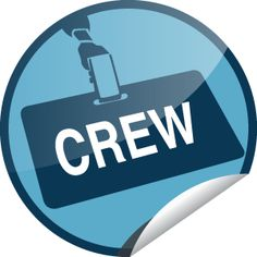 Crew Sticker | GetGlue