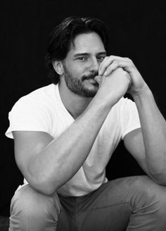 don't mind if i do...  Joe Manganiello