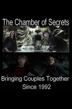 The Chamber of Secrets, Harry Potter :)