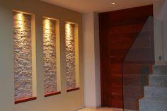 13 ideias de nichos para deixar suas paredes modernas (De Eduardo Prado)