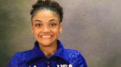 US Olympic gymnast Laurie Hernandez tells us about her favorite emojis, her biggest fears and her go-to karaoke song.