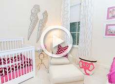 Room Tour: Neutral Nursery with Pops of Pink - Project Nursery
