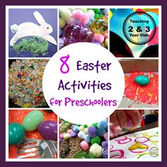 8 Simple Easter Activities for Kids
