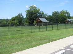 Dog Exercise Park at Liberty Park, Clarksville TN