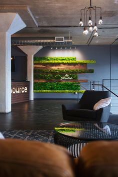 Indoor and Outdoor Moss Decorative Ideas – In the garden, on the terrace or in deco, the vegetable moss invades our house to liven up the space of life. Cafe Interior, Interior Design Living Room, Moss Decor, Sources Of Iron, Moss Wall Art, Lounge Design, Landscape Walls, Plant Wall, Commercial Design