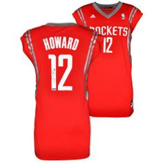 Dwight Howard Autographed Jersey