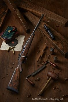 Buehler Custom Sporting Arms LLC – Maker of Fine Sporting Rifles