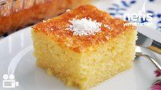 Yoğurt Tatlısı Tarifi- yumuşacık, sünger gibi bir tatlıya ne dersiniz?
