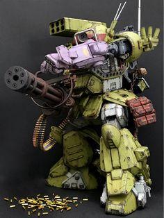 Apocalypse Character, Sci Fi Anime, Big Robots, Japanese Robot, Gundam Custom Build, Sci Fi Models, Sci Fi Armor, Aztec Art, Gunpla Custom