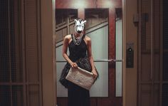 Elevator, Art Direction, Stylists, Fur, Facebook, Model, Photos, Inspiration, Instagram