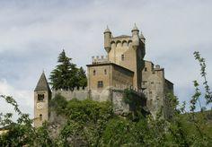 Castello di saint pierre Valle d'Aosta