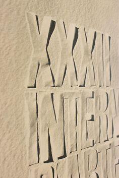 XXXII Biennale Internazionale d'Arte, Venezia 32B, 20 Giugno - 18 Ottobre 1964. Design: Massimo Vignelli.