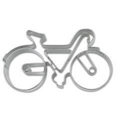 Koekjes uitsteker fiets