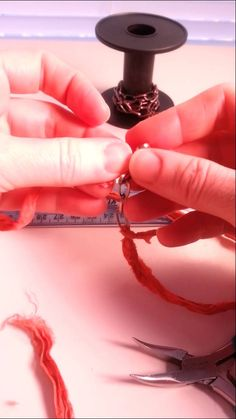 Recycled Sari Silk Adjustable Necklace - In this video, Genea shows you how to create a quick and easy, but beautiful Sari silk necklace cord for jewelry. A great little necklace to showcase a handmade pendant! Clear video with nice instruction.