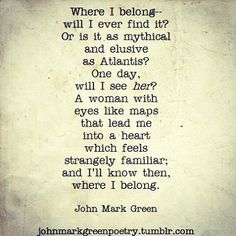 Poem of romance