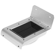 Waterproof 16 LED Solar Light Outdoor Wall Light
