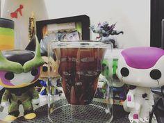Coffee buddies  . .  #coffee #coffeetime #coffeelover #coffeelove #coffeegram #coffeeholic #kopi #kopiindonesia #kopinusantara #gayo #arabica #ngopi #indonesiancoffee #AcehCoffee #SingleOrigin #kopihitam #kopigayo #kopienak #kopiaceh #arabika #kopiarabika #ngopidulu #indonesiamenyeduh #aeropress #coffeeporn #dragonball #frieza #vegeta #picollo #funkopop http://ift.tt/1Vbg53z
