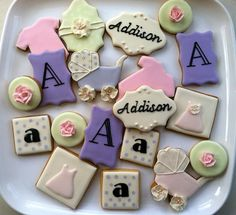 The Painted Pastry : Cookies